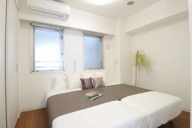 Dタイプの寝室
