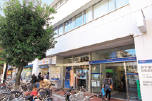 みずほ銀行烏山支店