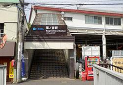 鷺ノ宮駅前
