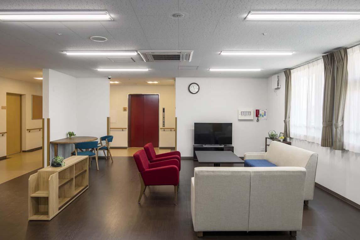 3階談話室