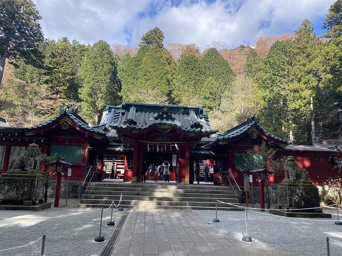 箱根神社です